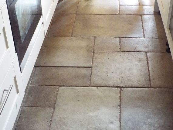 interior tile paving